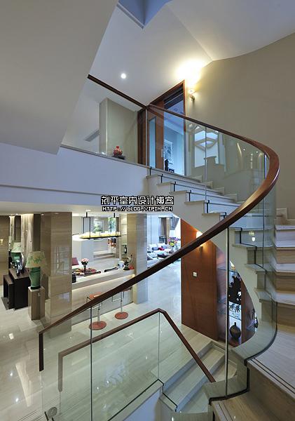 别墅楼梯设计