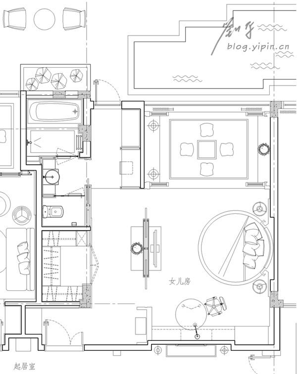 别墅女儿房设计